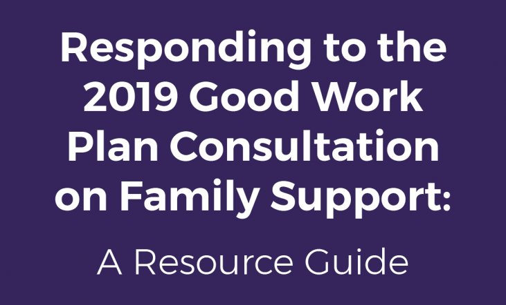 Good Work Plan Consultation Guide