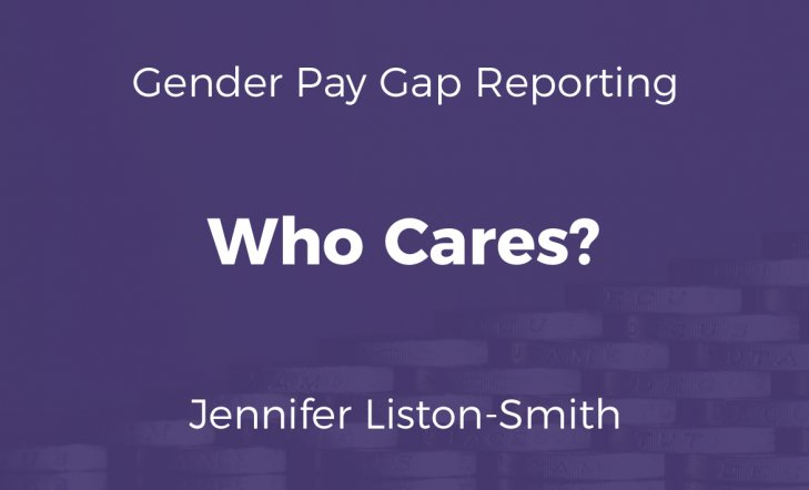 Gender Pay Gap: Who Cares? Unequal Caring (Video)