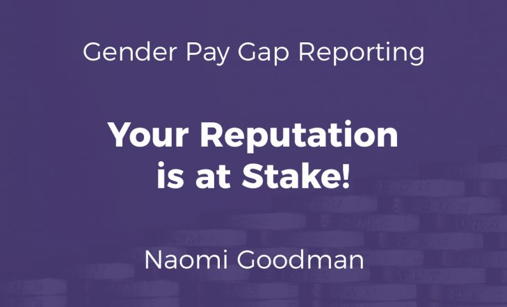 Gender Pay Gap: Building Reputation (Video)