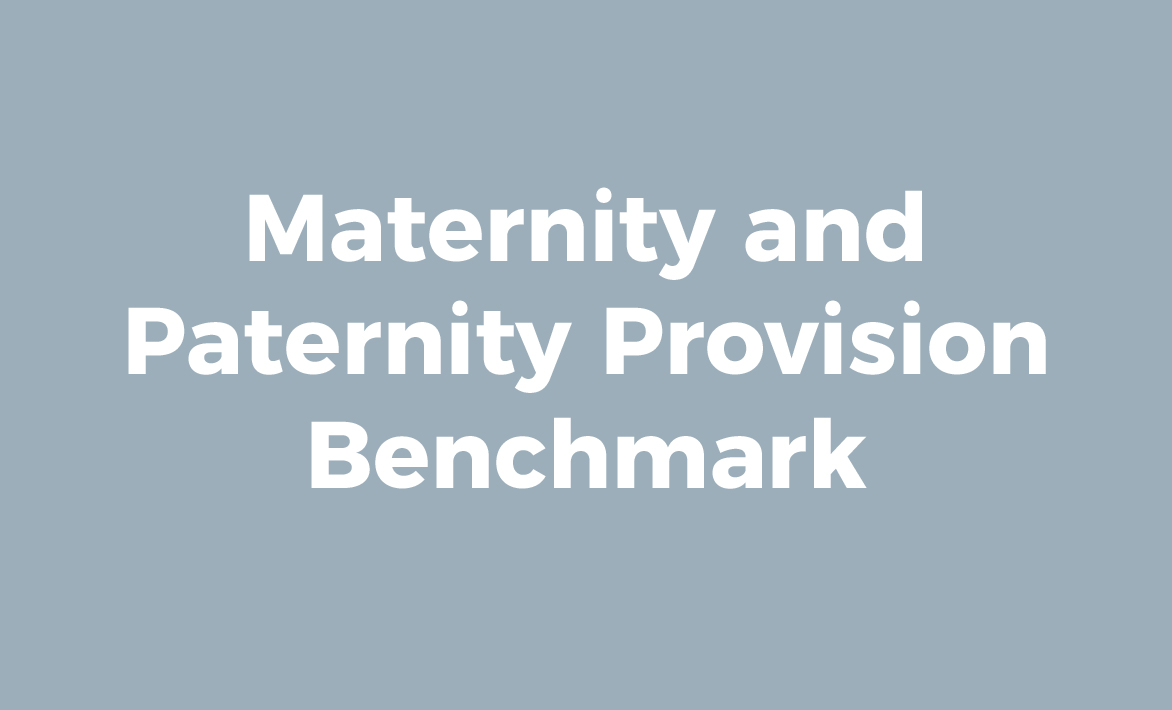 Maternity and Paternity Provision Benchmark
