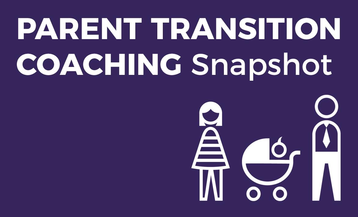 Parent Transition Coaching Snapshot