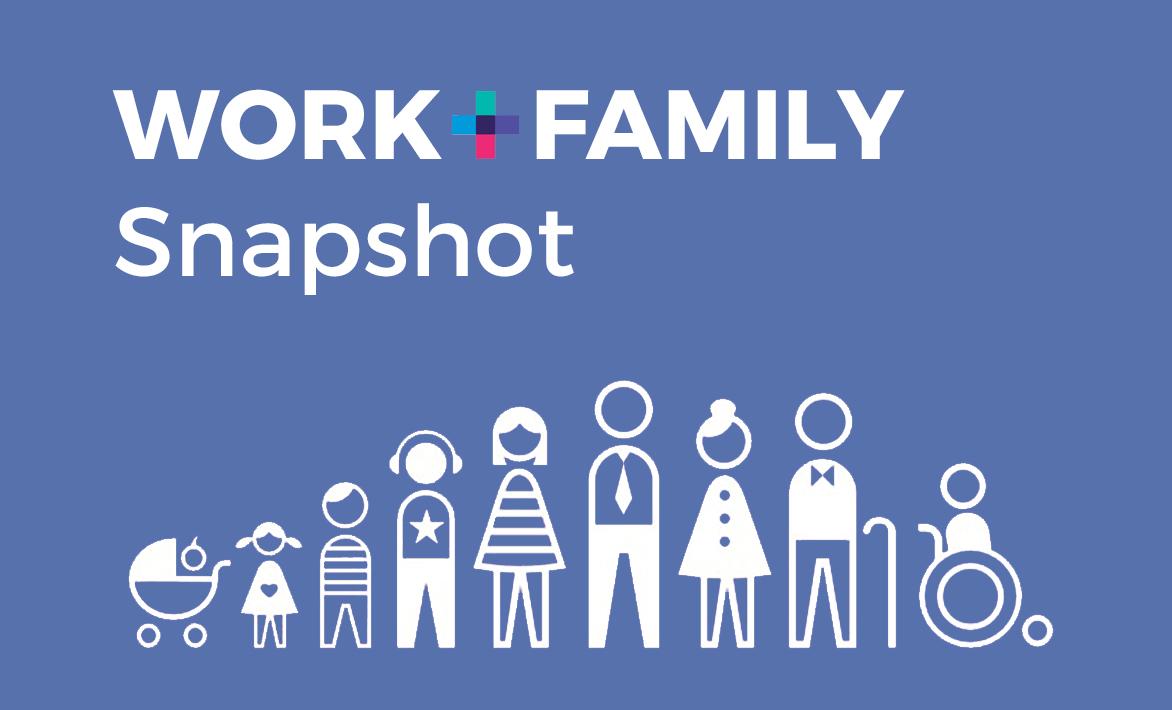 Work+Family Snapshot 2018